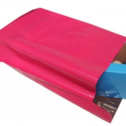 Pink Poly Mailer #M1 26x33cm (Wholesale)