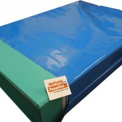 Blue Large Poly Mailer #L1 34 x41 cm (Wholesale)
