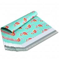 Designer Mailer Bags [Flamingo]