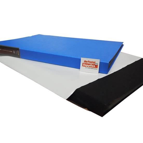 Blue Poly Mailer #M2 28x38cm