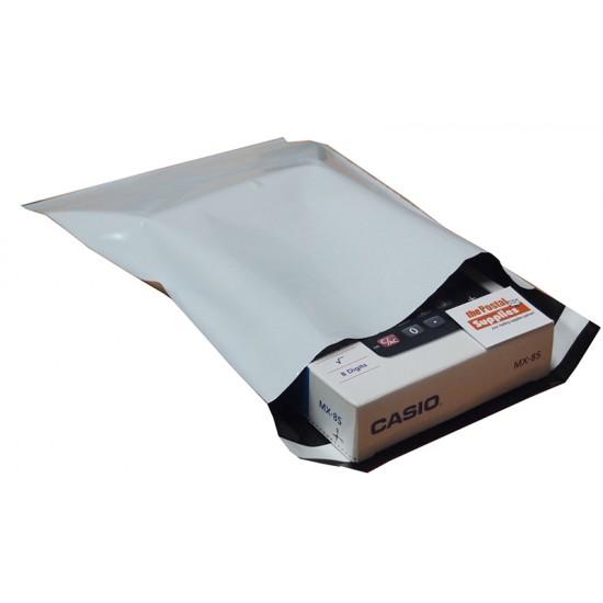 White Poly Mailer #S1 16x22 cm (Wholesale)