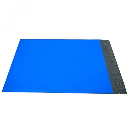 Blue Poly Mailer #M1 26x33cm