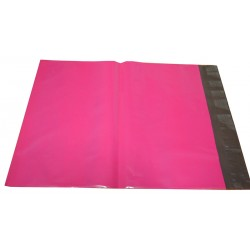 Pink Poly Mailers in 10