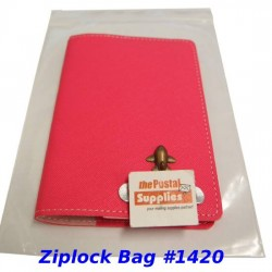 Thick Clear Ziplock Bags (No Red Lines)  #1420