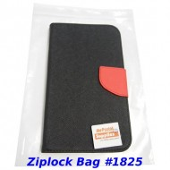 Thick Clear Ziplock Bags (No Red Lines) #1825