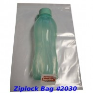 Thick Clear Ziplock Bags (No Red Lines) #2030