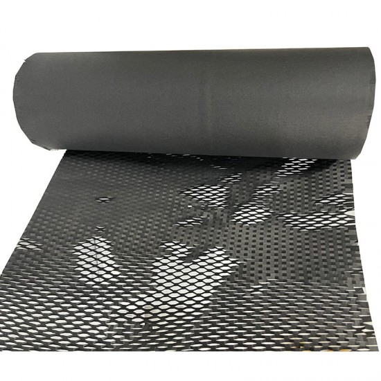 Eco-Friendly Kraft Honeycomb Mesh Wrapping Paper Void Filler / Cushioning & Filler