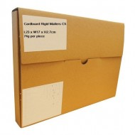 Cardboard Rigid Mailers C5 (25s)