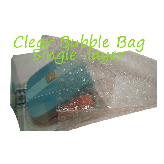 Clear Bubble Bags #S (100pcs)