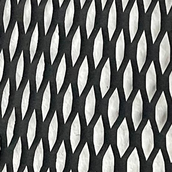 Eco-Friendly Kraft Black Honeycomb Wrapping Paper Void Filler / Cushioning & Filler [5m]