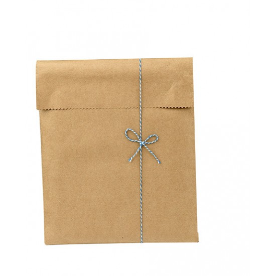 Eco-Friendly Recyclable Kraft Paper Mailer #2833 for T-shirts