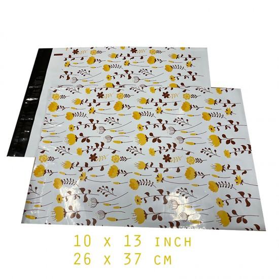 Designer PolyMailer Bags [Yellow Dandelion]