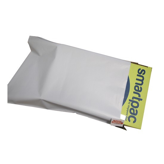 White Poly Mailer #M2 28x38cm (Wholesale)