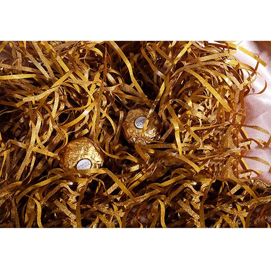 Metallic Gold Shredded Paper Fillers