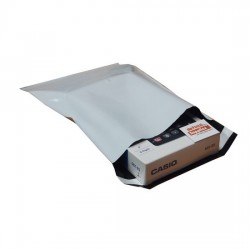 White Poly Mailer #S1 16x22 cm (Wholesale)