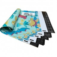 Designer PolyMailer Bags [Dinosaur] / Goodie Bags