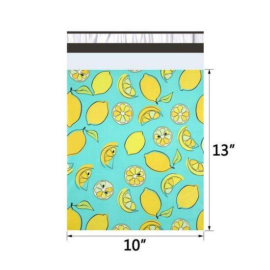 Designer Mailer Bags [Lemon] - Size M