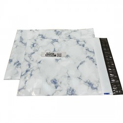 Designer PolyMailer Bags [Marble Stone]