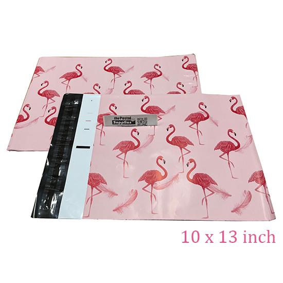 Designer PolyMailer Bags [Pink Flamingo]