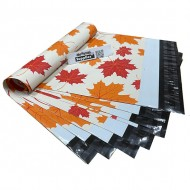 Designer PolyMailer Bags [Maple Leaf]