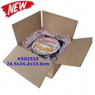 Postal Box Size SQ2515 [SQUARE]