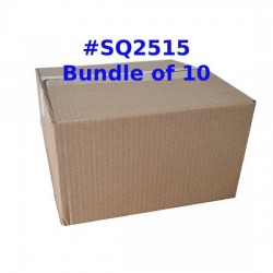 Postal Box Size SQ2515 [SQUARE] - Wholesale
