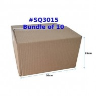 Postal Box Size SQ3015 [SQUARE] - Wholesale