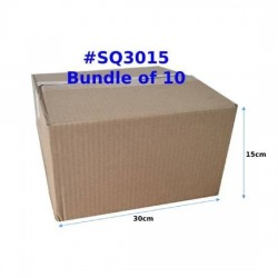 Postal Box Size SQ3015 [SQUARE] - Wholesale