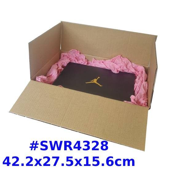 RSC Single Wall Postal Box Size SWR4328