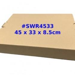 Postal Briefcase Box Size SWR4533
