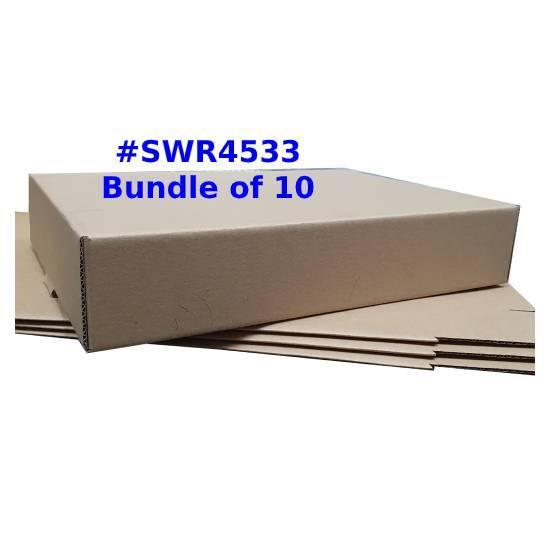 Postal Briefcase Box Size SWR4533 - Wholesale