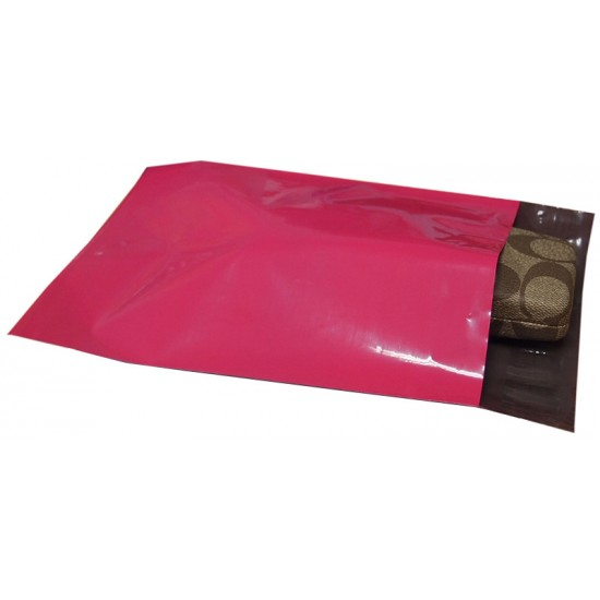 Pink Poly Mailer #S1 16x22cm (Wholesale)