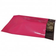 Pink Poly Mailer #S1 16x22cm