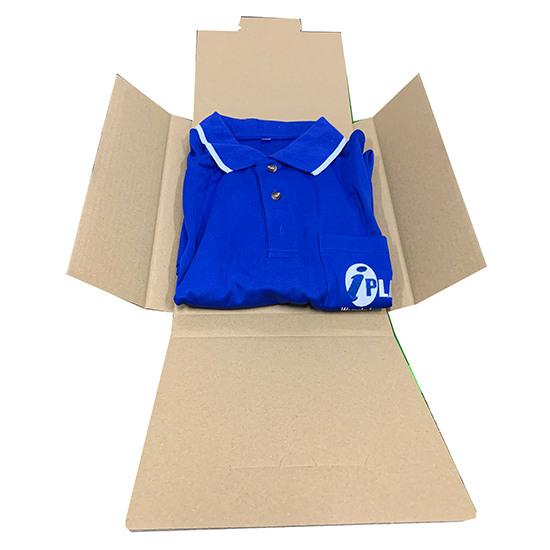 Cardboard Rigid Mailer A4