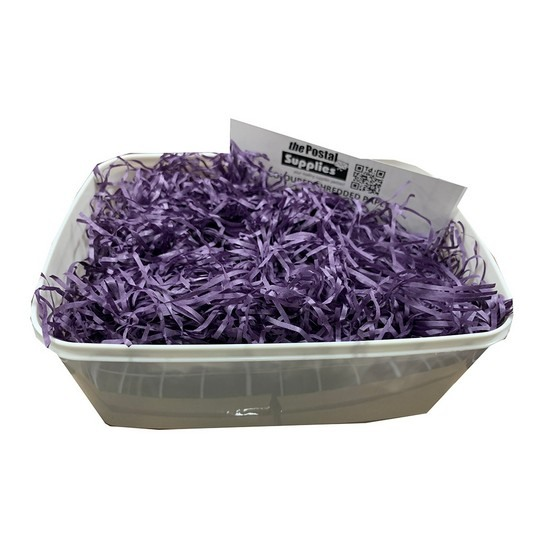 Dark Purple Shredded Paper Fillers