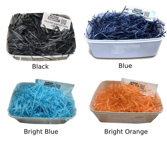 5kg Shredded Paper Fillers for Subscription Box Care Pack Hampers