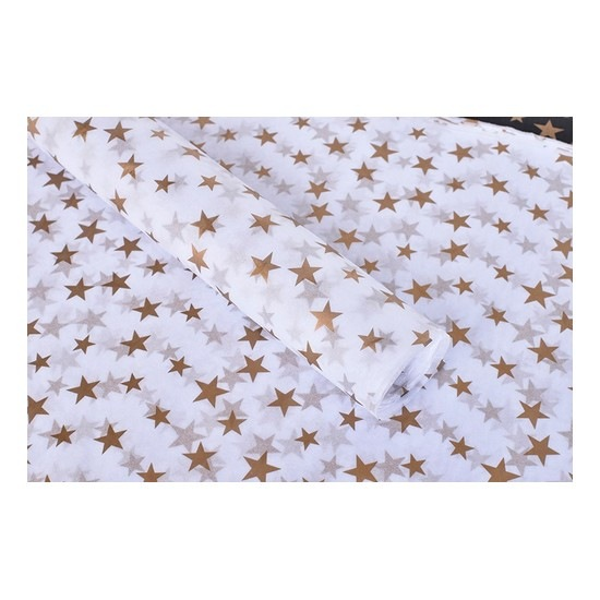 20pcs Designer Printed Tissue Papers - Stars