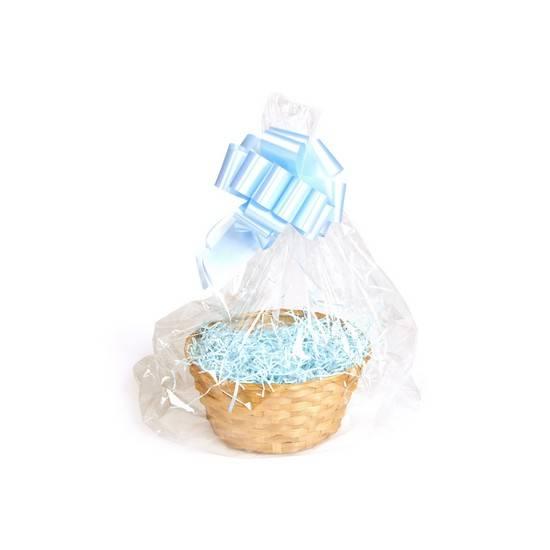 Baby Blue Shredded Paper