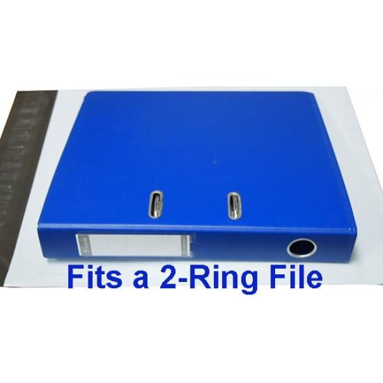 Blue Large Poly Mailer #L1 34x41 cm (C3)