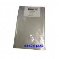 Clear Adhesive Plastic Bag #1624 (A5)