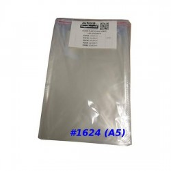 Clear Adhesive Plastic Bag #1624 (A5)
