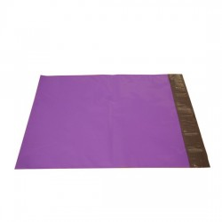 Purple Poly Mailer #S1 16x22cm