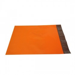 Orange Poly Mailer #M 229x305mm (C4)
