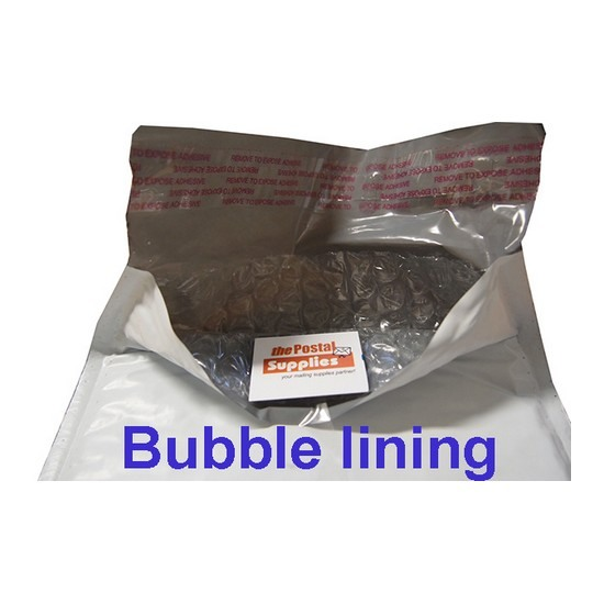 Lightweight Poly Bubble Mailer XXL (Wholesale)