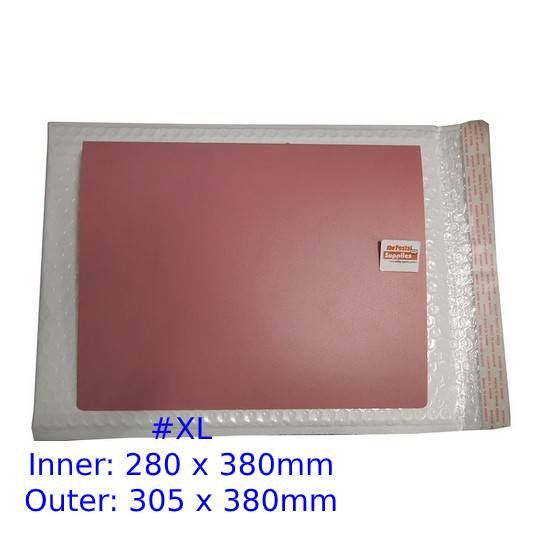 Lightweight Poly Bubble Mailer XL (Wholesale)