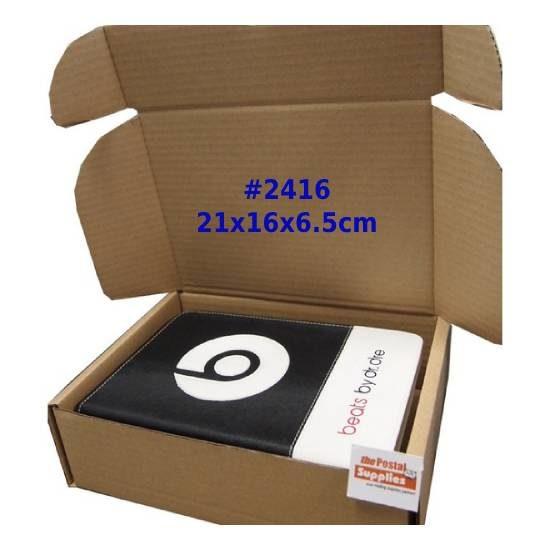Postal Box Size 2416 - 25pcs per bundle