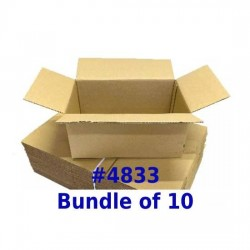 Moving Box #4833 - 10pcs per bundle