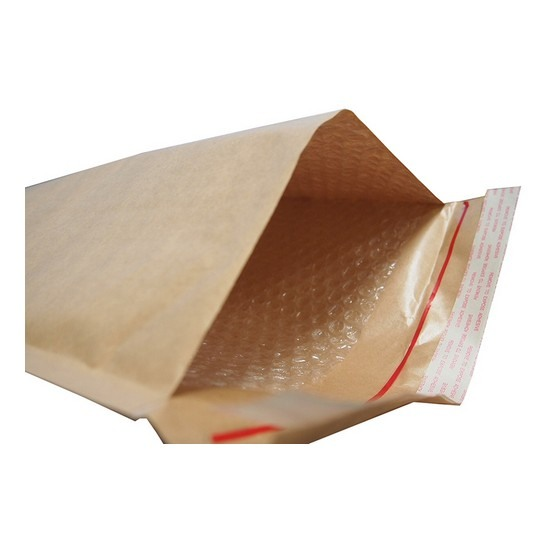 Pre-Order Wholesale Kraft Brown Bubble Mailers