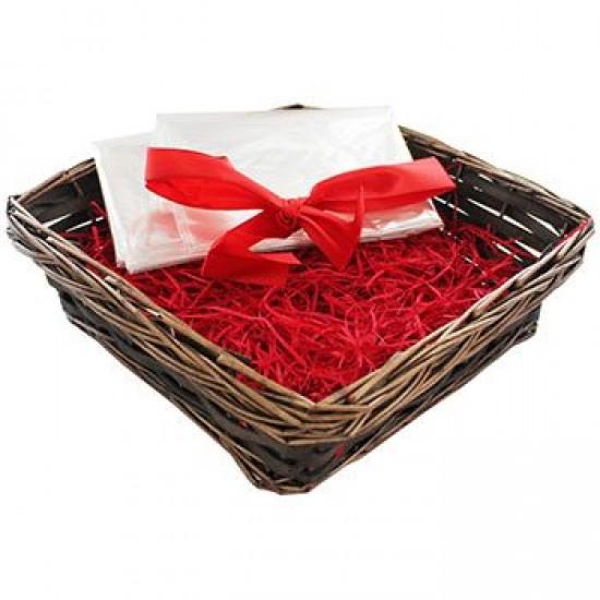 Red Shredded Paper Fillers