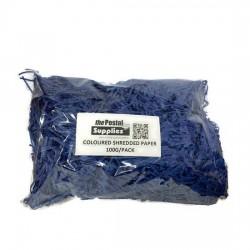Blue Shredded Paper